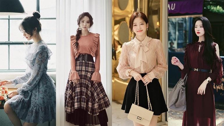 Thời trang công sở Hàn Quốc qua phim - Ảnh 1