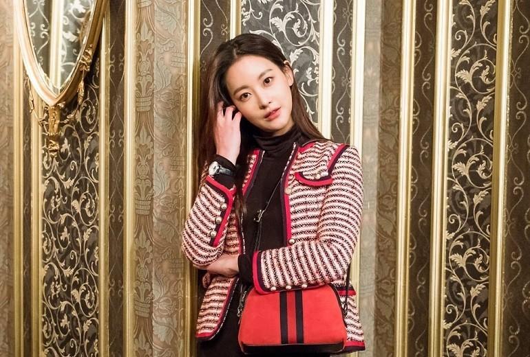 Những bộ cánh từ các thương hiệu thời trang công sở nữ Hàn Quốc - Ảnh 14