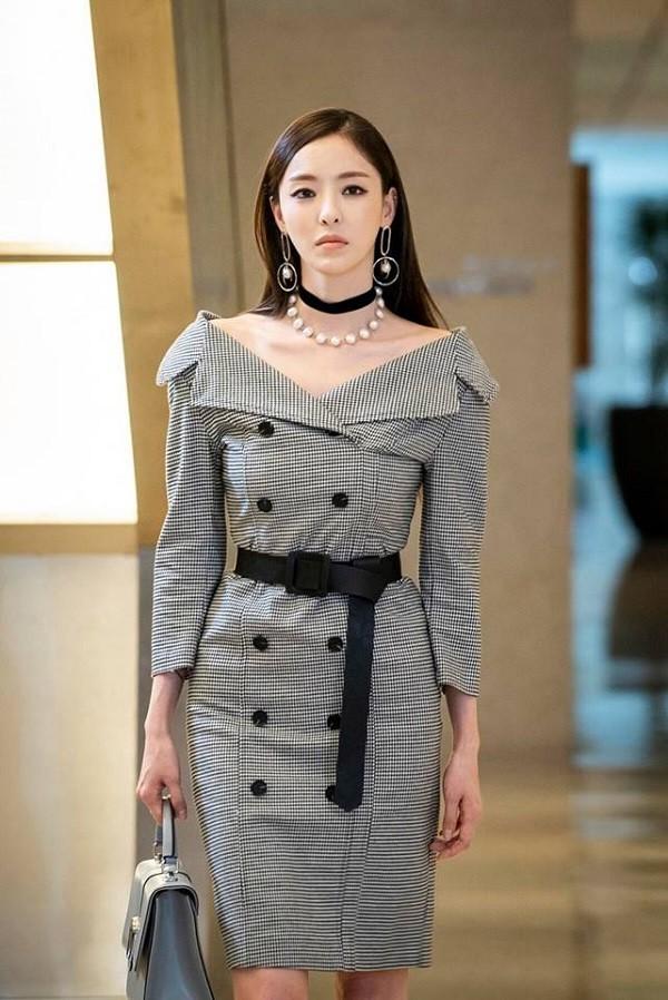 Trang phục công sở Hàn Quốc rất được ưa chuộng - Ảnh 5