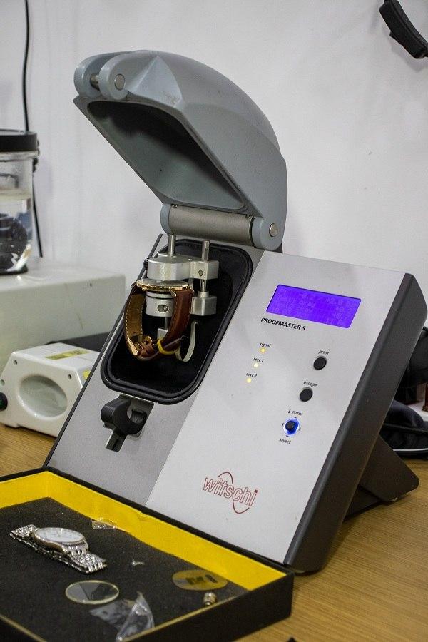 Máy sửa đồng hồ Hải Triều chất lượng - Ảnh 9