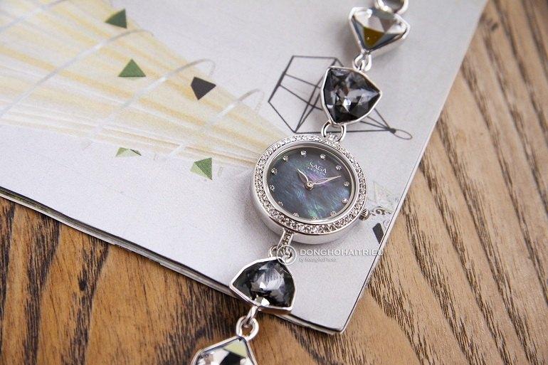 Saga 53442 SVMBSV-2A là đồng hồ đính đá Swarovski - Ảnh 14