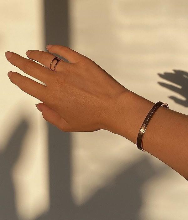 Vòng tay DW trắng bạc - Ảnh 12
