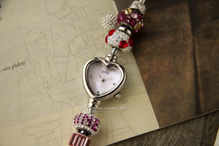 Đồng hồ lắc tay Saga 71825 SVMWSV-5 - Ảnh 9
