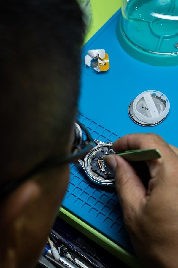 Cách sửa đồng hồ đeo tay nhanh chóng bằng 10 mẹo đơn giản - Ảnh: 1