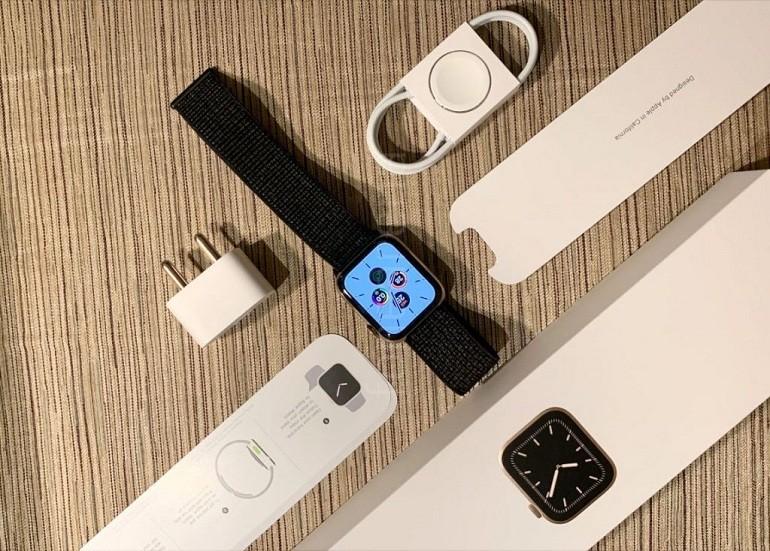 Đồng hồ Apple Watch Series 7 giá bao nhiêu? Có mấy màu? - Ảnh: 2