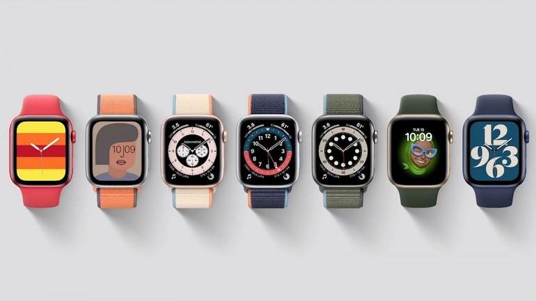 Đồng hồ Apple Watch Series 7 giá bao nhiêu? Có mấy màu? - Ảnh: 7