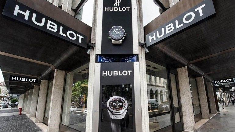Store Hublot chính hãng