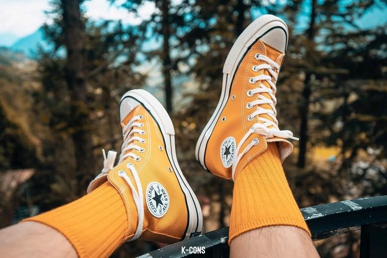 Giày Converse 1970s chính hãng giá bao nhiêu, mua ở đâu? - Ảnh: 11