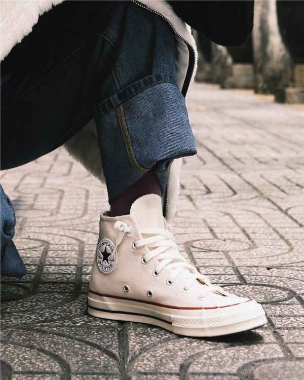 Giày Converse 1970s chính hãng giá bao nhiêu, mua ở đâu? - Ảnh: 5