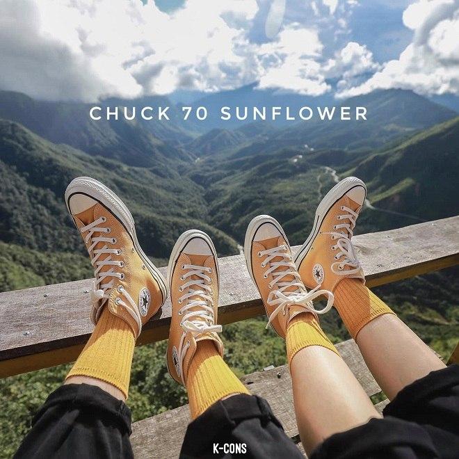 Giày Converse 1970s chính hãng giá bao nhiêu, mua ở đâu? - Ảnh: 7