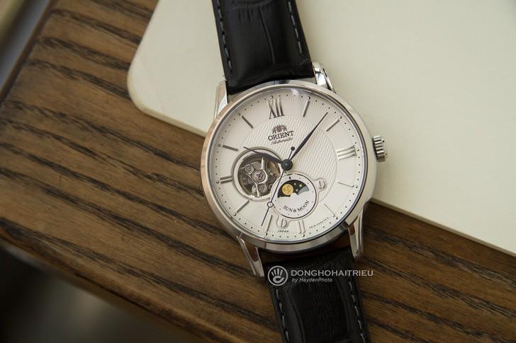 Đồng hồ Orient RA-AS0005S00B: Ấn tượng đến từ Sun and Moon - Ảnh 6