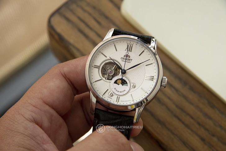 Đồng hồ Orient RA-AS0005S00B: Ấn tượng đến từ Sun and Moon - Ảnh 7