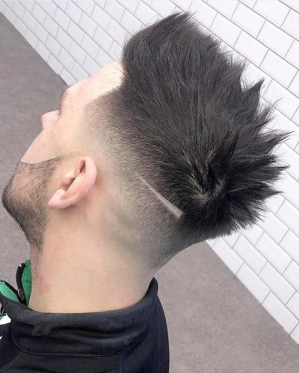10 kiểu tóc Undercut nam và 5 nơi cắt tóc Undercut đẹp nhất - Ảnh: 17