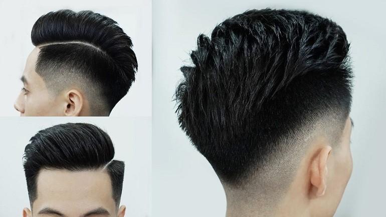 10 kiểu tóc Undercut nam và 5 nơi cắt tóc Undercut đẹp nhất - Ảnh: 19