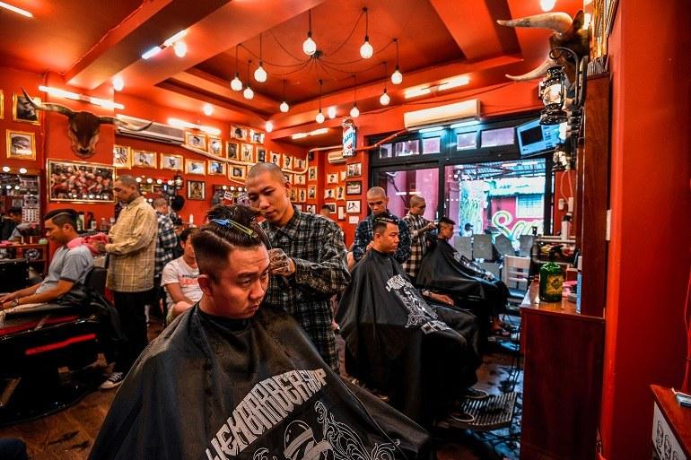 10 kiểu tóc Undercut nam và 5 nơi cắt tóc Undercut đẹp nhất - Ảnh: 23