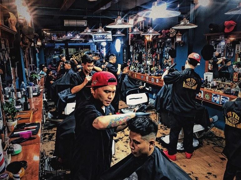 10 kiểu tóc Undercut nam và 5 nơi cắt tóc Undercut đẹp nhất - Ảnh: 24