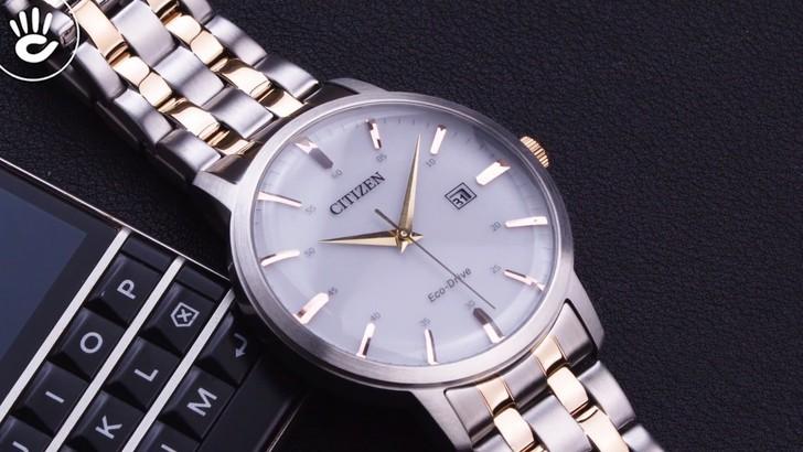 Đồng hồ Citizen BM7466-81H năng lượng Eco-Drive độc quyền - Ảnh 7