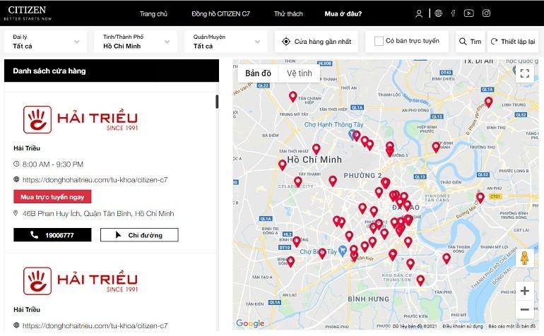 Tháng 5, 6: Tặng ví da Fujita Nhật cao cấp 1 triệu khi mua Citizen nam - Ảnh: 8