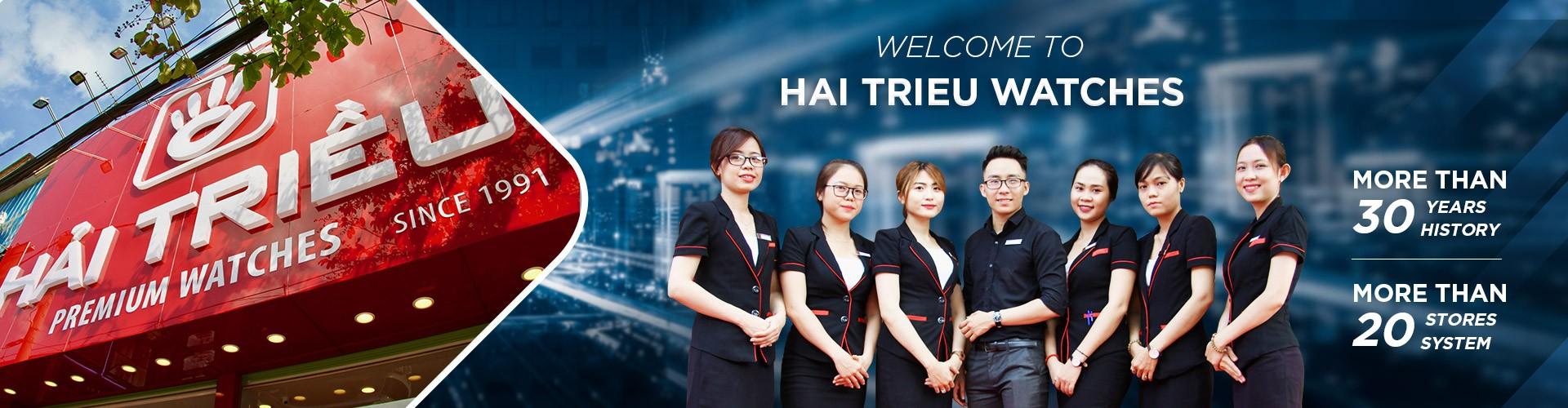 wellcome to Hai Trieu