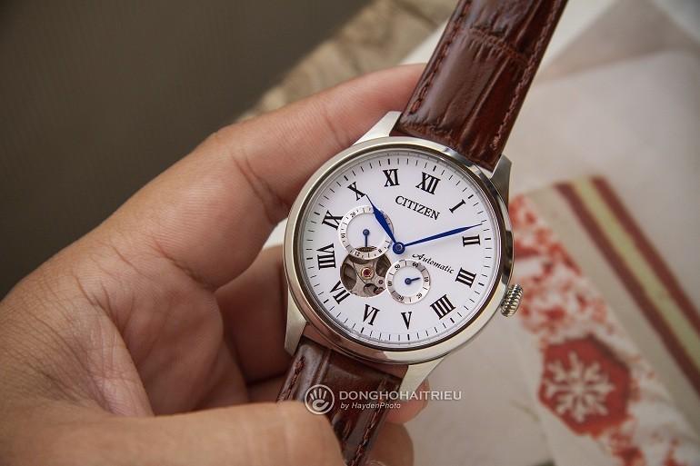10 đồng hồ Citizen automatic lộ máy (Open heart) bán chạy nhất - Ảnh: 4
