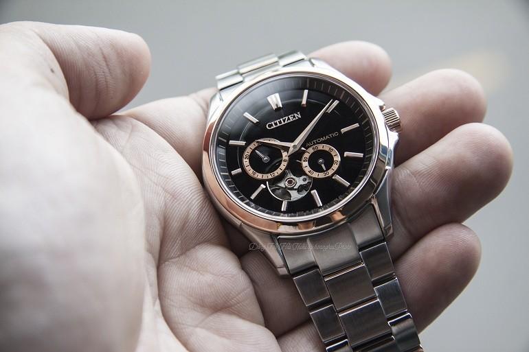 10 đồng hồ Citizen automatic lộ máy (Open heart) bán chạy nhất - Ảnh: 5