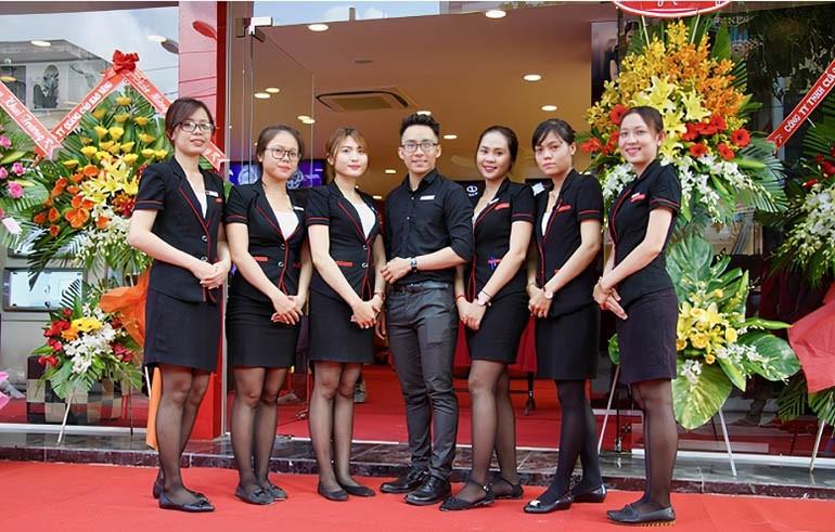 Tuyển dụng nhân viên bán hàng thời trang cao cấp toàn quốc Ảnh 5