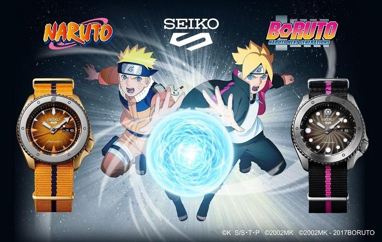 Đánh giá đồng hồ Seiko 5 Naruto & Boruto Limited Edition toàn tập - Ảnh: 1