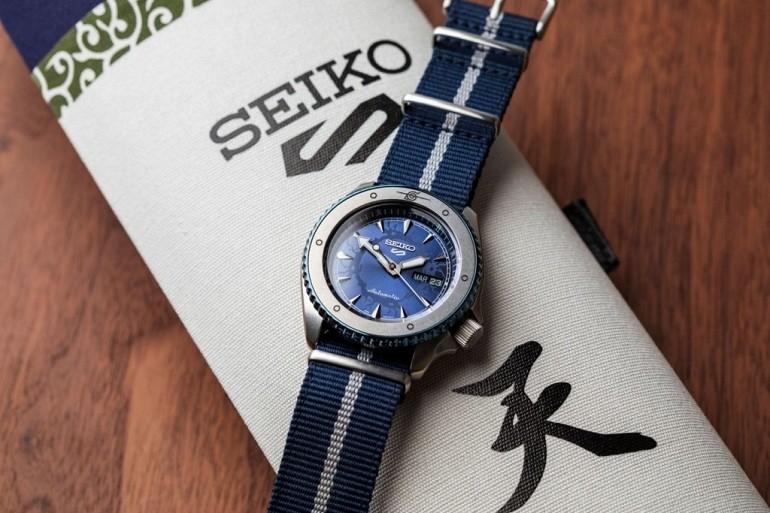 Đánh giá đồng hồ Seiko 5 Naruto Limited Edition toàn tập - Ảnh: 10
