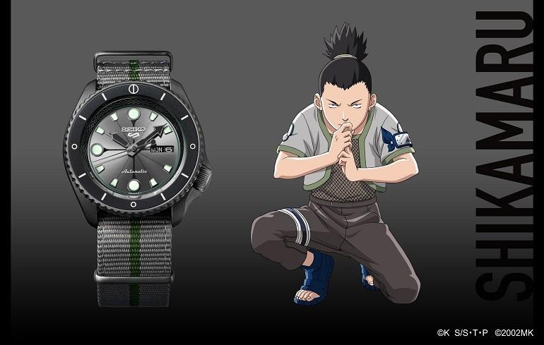 Đánh giá đồng hồ Seiko 5 Naruto Limited Edition toàn tập - Ảnh: 11