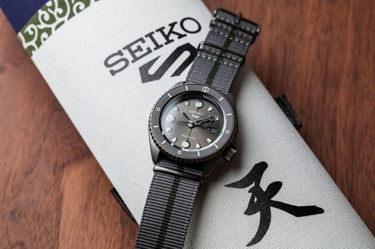 Đánh giá đồng hồ Seiko 5 Naruto Limited Edition toàn tập - Ảnh: 12