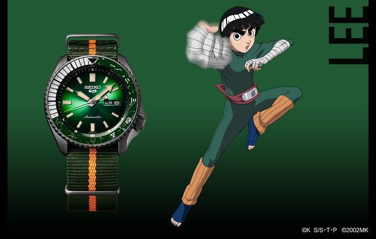 Đánh giá đồng hồ Seiko 5 Naruto Limited Edition toàn tập - Ảnh: 13