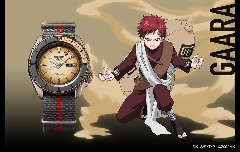 Đánh giá đồng hồ Seiko 5 Naruto Limited Edition toàn tập - Ảnh: 15