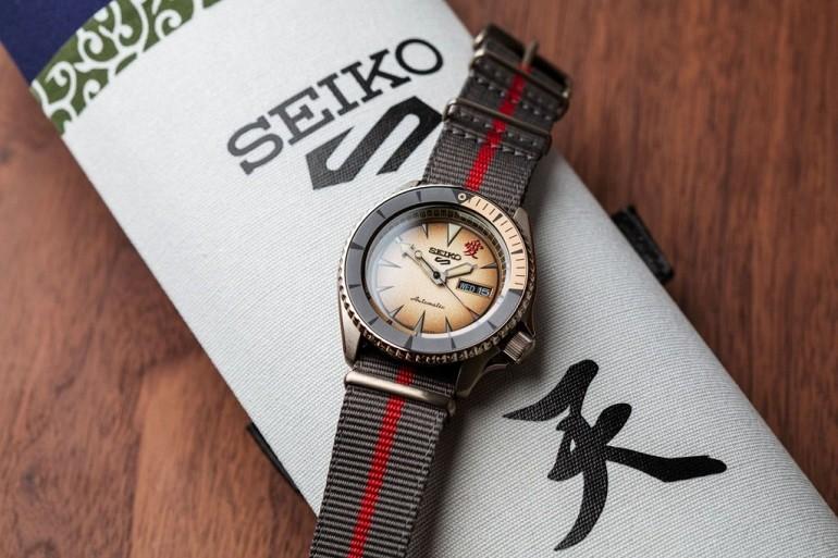 Đánh giá đồng hồ Seiko 5 Naruto Limited Edition toàn tập - Ảnh: 16