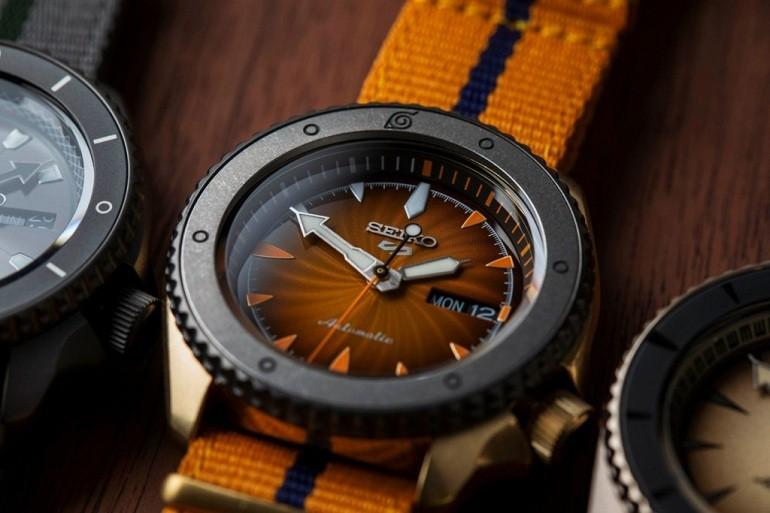 Đánh giá đồng hồ Seiko 5 Naruto & Boruto Limited Edition toàn tập - Ảnh: 21