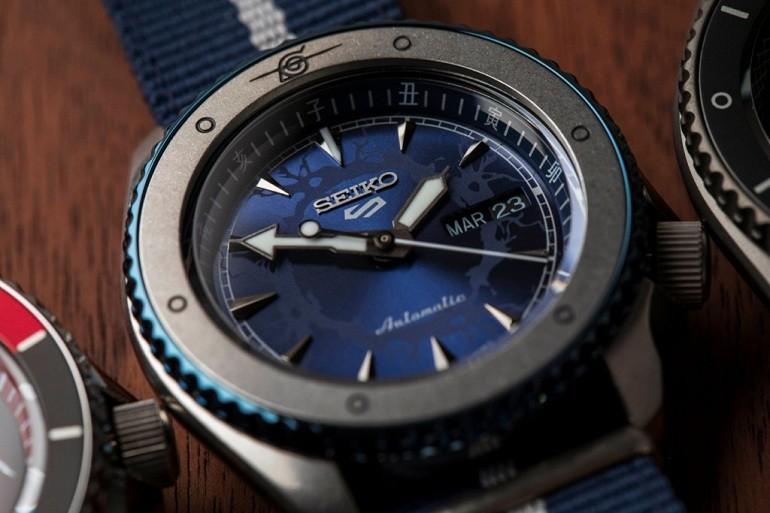 Đánh giá đồng hồ Seiko 5 Naruto & Boruto Limited Edition toàn tập - Ảnh: 22