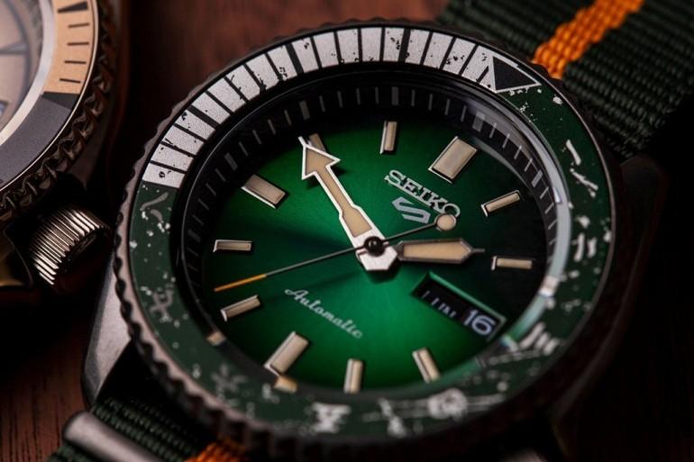 Đánh giá đồng hồ Seiko 5 Naruto & Boruto Limited Edition toàn tập - Ảnh: 24