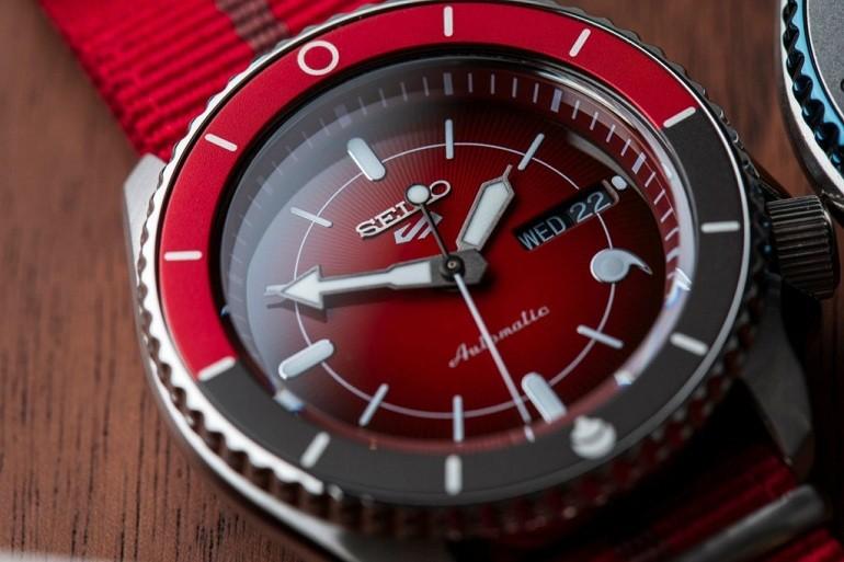 Đánh giá đồng hồ Seiko 5 Naruto & Boruto Limited Edition toàn tập - Ảnh: 26