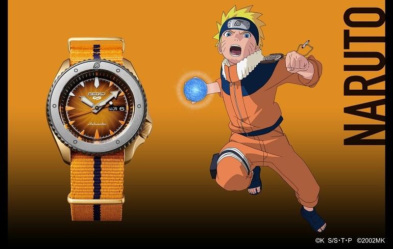 Đánh giá đồng hồ Seiko 5 Naruto Limited Edition toàn tập - Ảnh: 7
