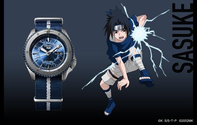 Đánh giá đồng hồ Seiko 5 Naruto Limited Edition toàn tập - Ảnh: 9