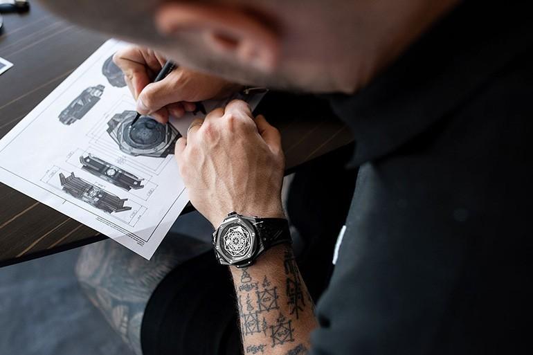 Đồng hồ Hublot giá 2 triệu có thật không hay là hàng giả? Ảnh