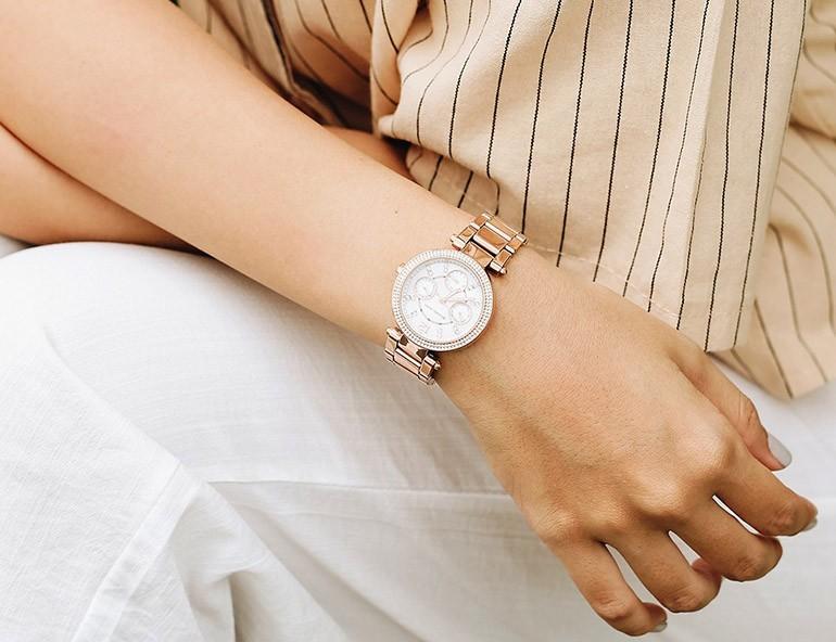 Đồng hồ Michael Kors nam, nữ giá bao nhiêu? Có tốt không? Ảnh 12
