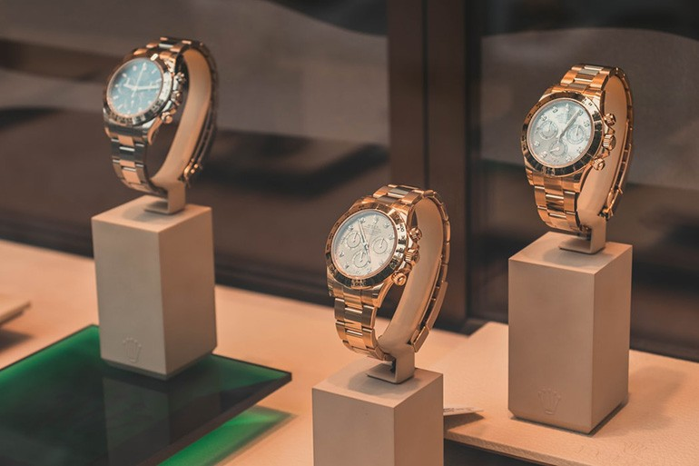 Đồng hồ Rolex giảm giá 90 có thật không hay chỉ là lừa đảo? Ảnh 1
