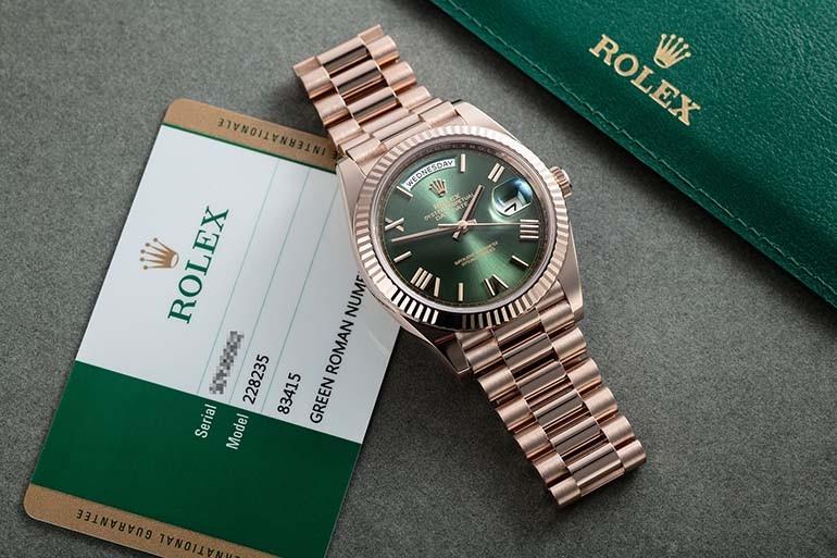 Đồng hồ Rolex giảm giá 90 có thật không hay chỉ là lừa đảo? ảnh 16