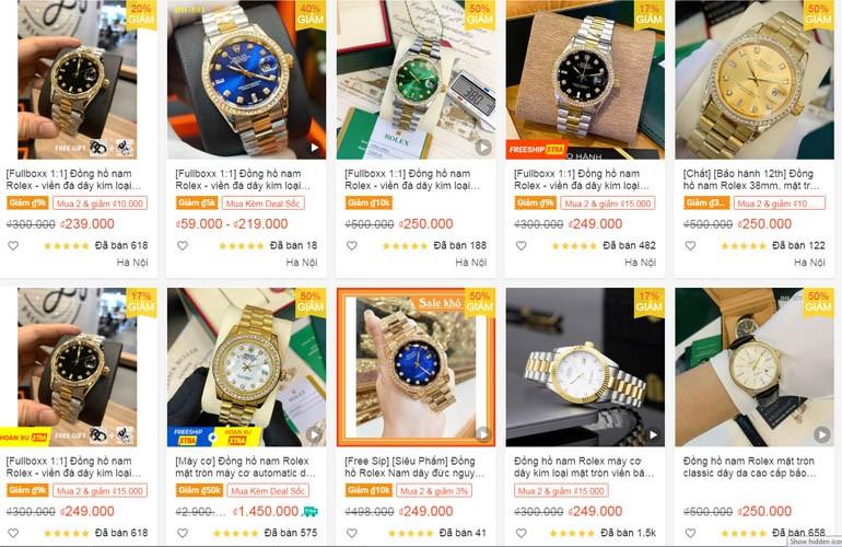 Đồng hồ Rolex giảm giá 90 có thật không hay chỉ là lừa đảo? Ảnh 2