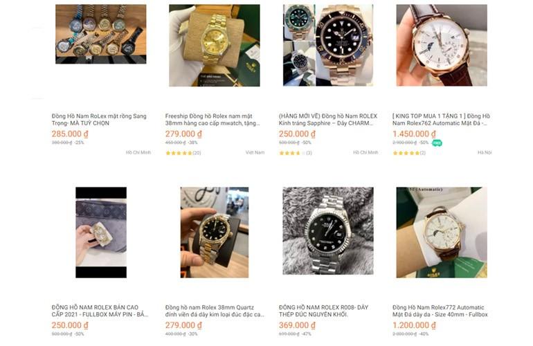Đồng hồ Rolex giảm giá 90 có thật không hay chỉ là lừa đảo? ảnh 5