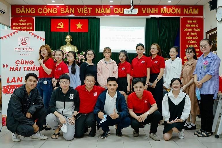 Hoạt động xã hội tháng 5: Hải Triều lan tỏa yêu thương đến người nghèo - Ảnh 15