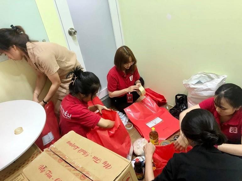 Hoạt động xã hội tháng 5: Hải Triều lan tỏa yêu thương đến người nghèo - Ảnh 3