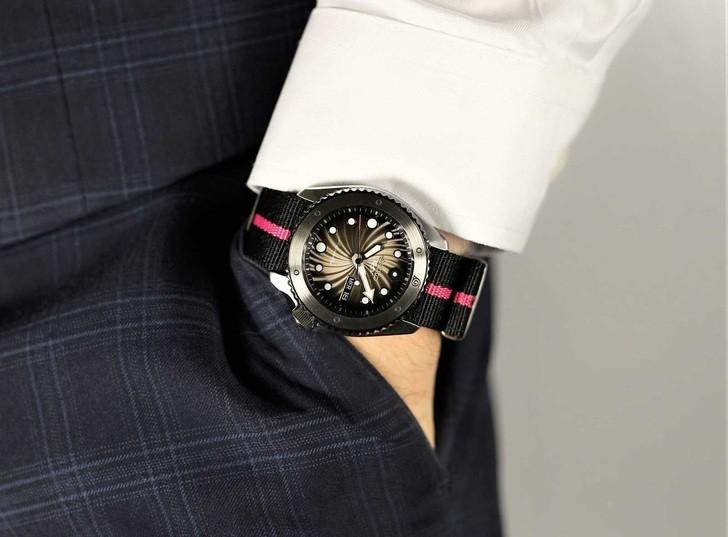 Đồng hồ Seiko SRPF65K1: Nguồn cảm hứng từ thế hệ Boruto - Ảnh 2
