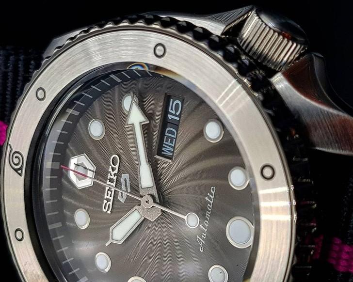 Đồng hồ Seiko SRPF65K1: Nguồn cảm hứng từ thế hệ Boruto - Ảnh 3