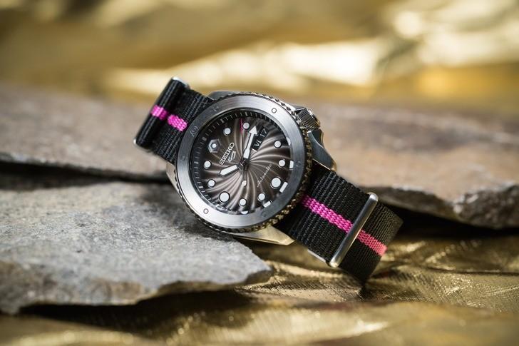 Đồng hồ Seiko SRPF65K1: Nguồn cảm hứng từ thế hệ Boruto - Ảnh 5